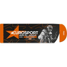 Eurosport nutrition Energy Gel + Magnesium Box 20 x 40g, peach